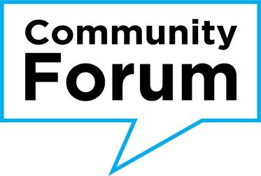 Community Forum bubble